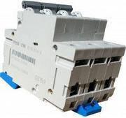 Автоматичний вимикач SEZ PR63 C8A 3P 10kA