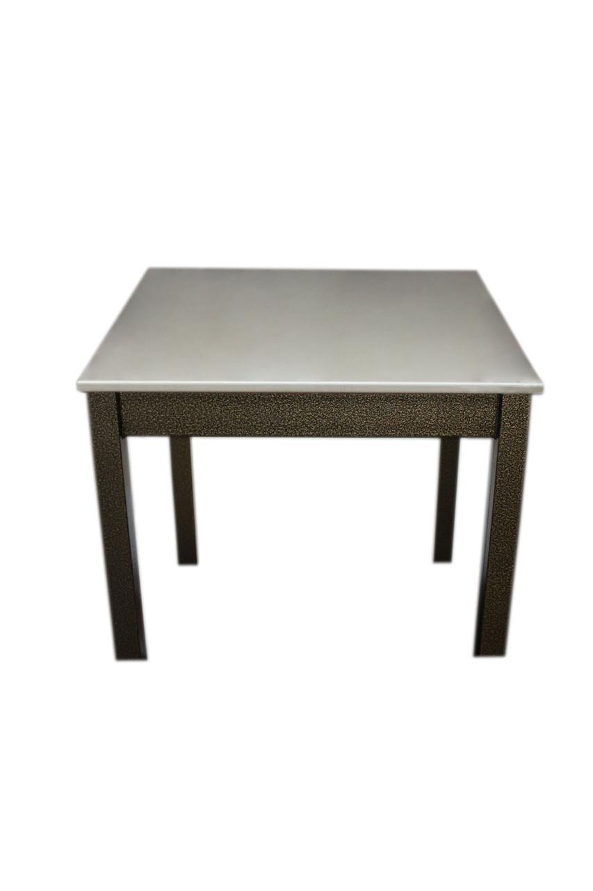 Кофейный столик с белой столешницей