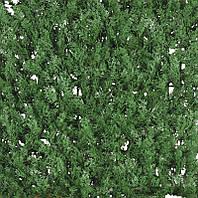 """Декоративное зеленое покрытие """"Туя"""" 50х50 см."""