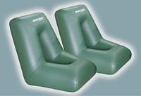Кресло надувное в лодку малое H85 х W62 х D24 (см)