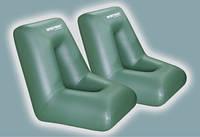 Кресло надувное в лодку малое H90 х W75 х D30 (см)