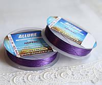 Люрекс ALLURE, фіолетовий, 100м, Spark Beads