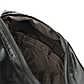 Женская Сумка Купол из Искусственной Кожи Черная (854), фото 5
