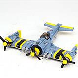 Конструктор Lepin 22021 Space Fighter — Боевой самолёт 572 дет, фото 2