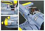 Конструктор Lepin 22021 Space Fighter — Боевой самолёт 572 дет, фото 3