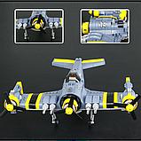 Конструктор Lepin 22021 Space Fighter — Боевой самолёт 572 дет, фото 4