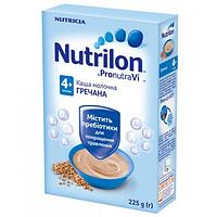 Быстрорастворимая молочная каша Nutrilon гречневая, 225 г