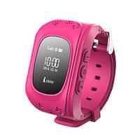 Детские Смарт-часы Smart Baby Watch Q50   Красные