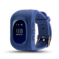 Детские Смарт-часы Smart Baby Watch Q50   Синие