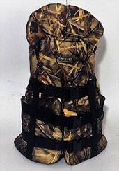 Жилет спасательный детский Камыш 30-50 кг.