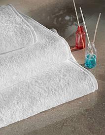 Полотенце махровое 70х140-Белое, 550 гр/м²