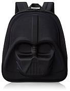 Рюкзак NZY С объемным изображением Дарт Вейдер Черный (125703)