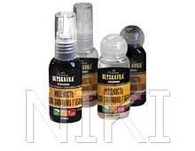 Рідина для заправки губок Blyskavka без дозатора силікон 30 мл чорна (4820055140102)