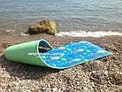 Детский коврик игровой Декор Океан 1800х550х8мм, фото 5