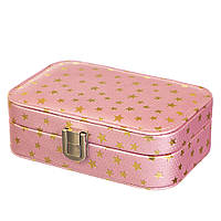 Скринька для ювелірних прикрас та біжутерії (15х10х5), фото 1