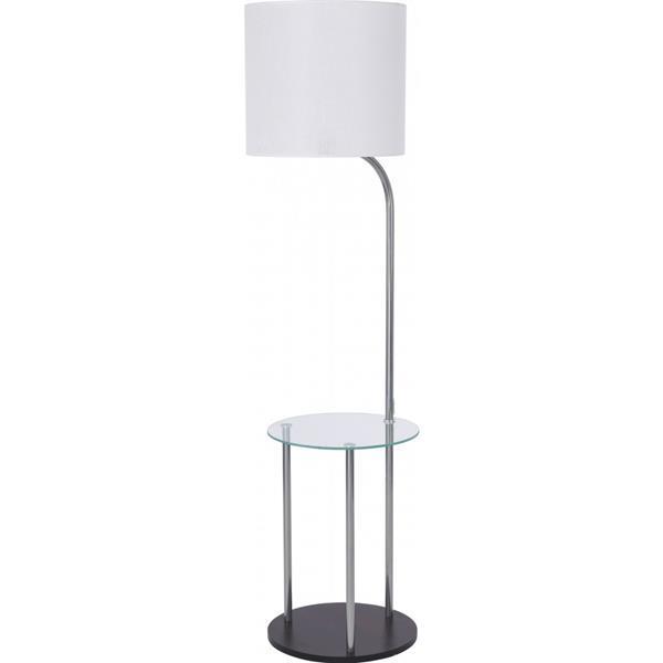 Торшер TK Lighting 2861 Cleo Glass