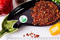 Сушеный красный сладкий перец, хлопья 5*5, Класс А