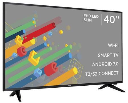 Телевизор LED ERGO 40DF5500, фото 2