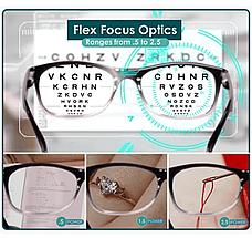 Стильные очки для коррекции зрения One power fits all ( power from +.5to +2.50 ), фото 3