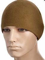 Зимняя шапка из флиса Coral цвет койот 40001005