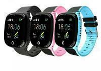 Детские водонепроницаемые часы Smart Baby Watch Hw11 Aqua