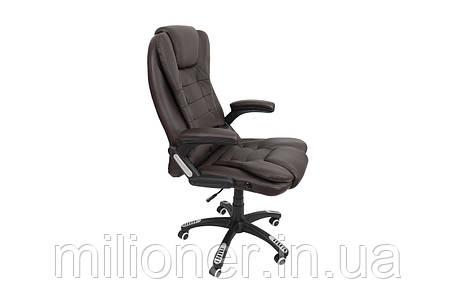 Кресло Bonro O-8025 Brown, фото 2