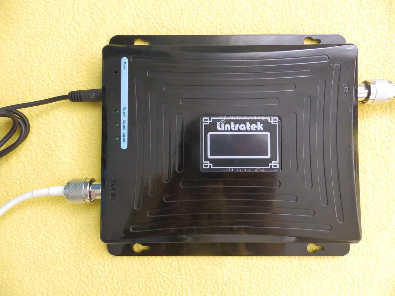 ОРИГИНАЛ 100% Усилитель Репитер Repeater сигнала мобильной связи Lintratek KW19L-GDW в Одессе