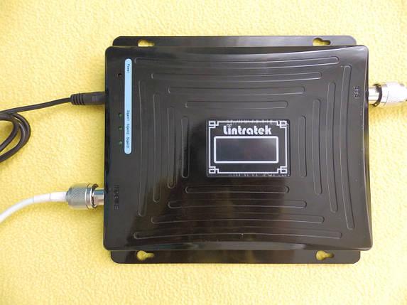 ОРИГИНАЛ 100% Усилитель Репитер Repeater сигнала мобильной связи Lintratek KW19L-GDW в Одессе, фото 2
