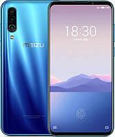 "Смартфон Meizu 16XS 6/64GB Dual Sim Phantom Blue EU_; 6.2"" (2232х1080) Super AMOLED / Qualcomm Snapdragon 675 / ОЗУ 6 ГБ / 64 ГБ встроенной / камера"