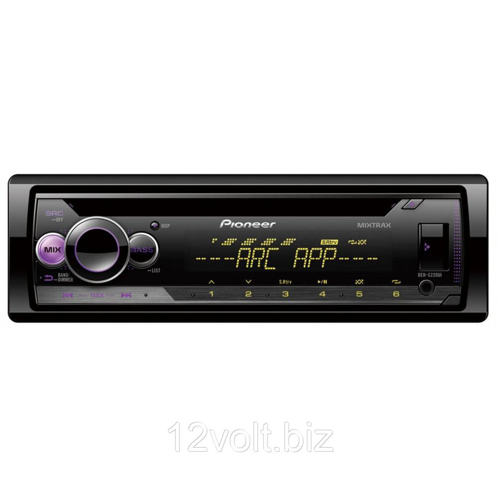 CD/MP3-ресивер Pioneer DEH-S220UI