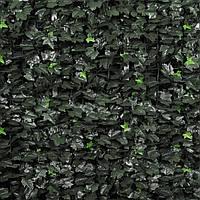 """Покрытие декоративное зеленое 100х300 см. """"Молодой вьюнок"""", фото 1"""