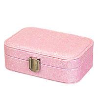 """Шкатулка для украшений """"Pink radiance"""" (15х10х5), фото 1"""