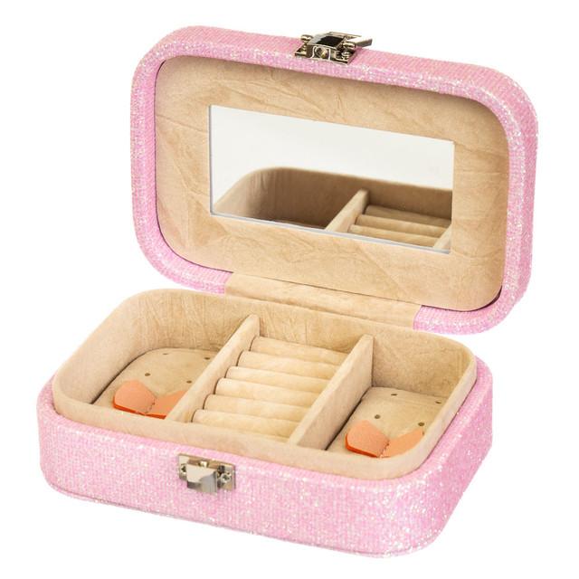 "Шкатулка для украшений ""Pink radiance"" (фото)"