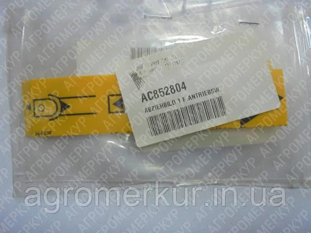 Наклейка AC852804 Квернеланд, фото 2