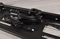 Рамка для номера с парктроником - установка камеры заднего вида, фото 6