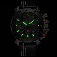 """Мужские оригинальные наручные часы """"LIGE 9899"""", фото 2"""