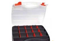 Master-tool Органайзер 79-3129 двухсторон. 30 секц. 320х260х80мм