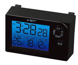 Автомобільний годинник VST 7048 V