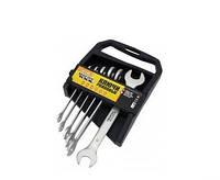 Набор ключей 70-1106 рожковых 6шт 70-1106 Master-tool