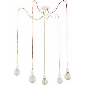 Подвесной светильник TK Lighting 1268 Qualle