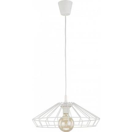 Подвесной светильник TK Lighting 1687 Lido White, фото 2
