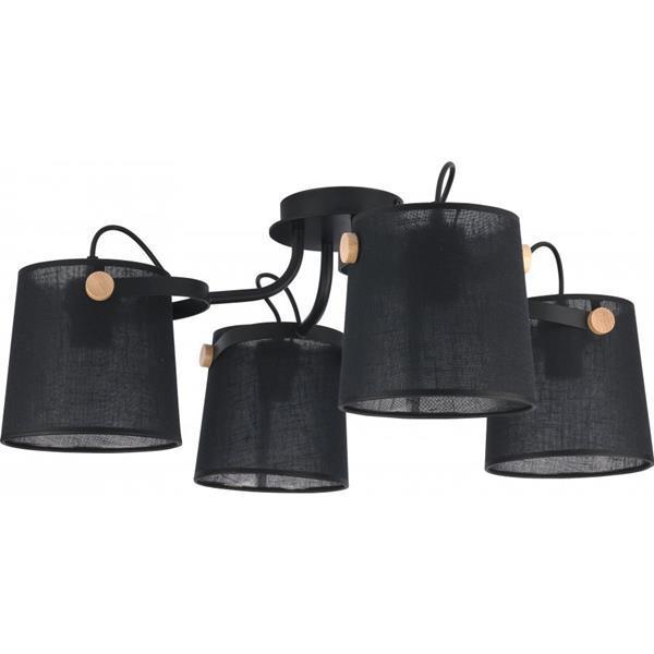 Люстра TK Lighting 1574 Click Black