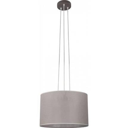 Подвесной светильник TK Lighting 1761 Dove Gray, фото 2