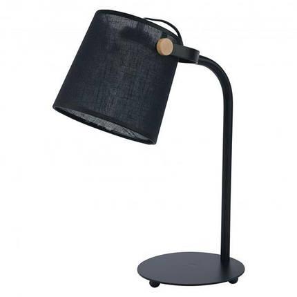 Настольная лампа TK Lighting 2907 Click Black, фото 2