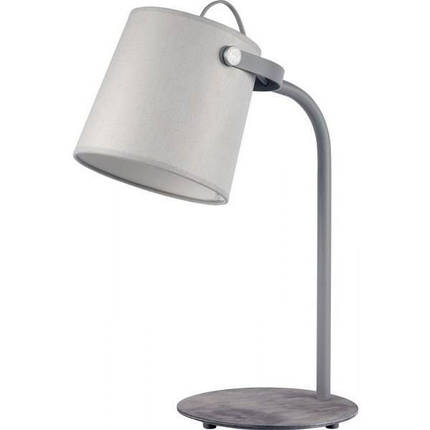 Настольная лампа TK Lighting 2881 Click Gray, фото 2
