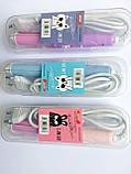 Плойка - утюжок Gemei GM-2801 2в1, плойка, Утюжок выпрямитель для волос (2 в 1) GEMEI GM-2801 (5129), фото 3