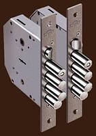 Замок врезной и накладной для металлических дверей Эльбор Гранит 1.06.40-1.06.41 Левый-Правый.