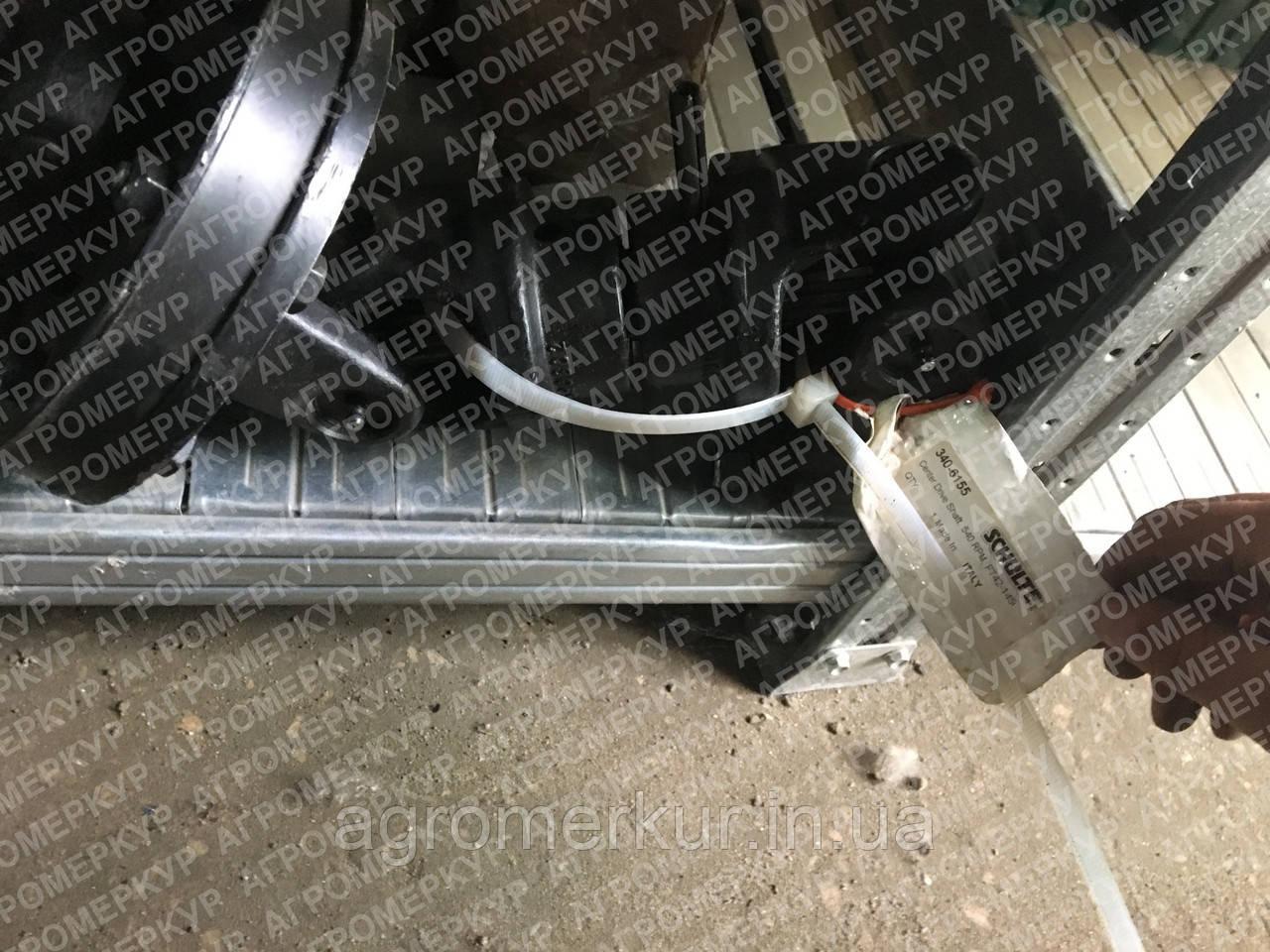Вал карданний 340-6155 SCHULTE