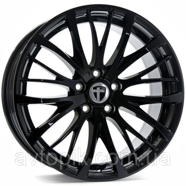 Литые диски Tomason TN7 R19 W8.5 PCD5x120 ET35 DIA72.6 (gloss black)