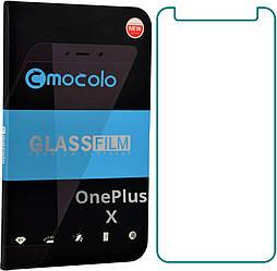 Стекло OnePlus X (Защитное 0.33 мм) Mocolo (Ван Оне Плас Х Икс)